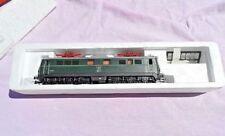 Locomotoras de escala H0 verdes Roco de plástico para modelismo ferroviario