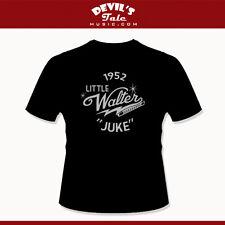 "Little Walter ""Juke"" T-Shirt - Chicago Blues Harmonica Harp Master"