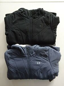 Under Armour Women's ColdGear Quilted Full Zip Hoodie NWT 2019