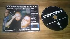 CD Rock Pyogenesis - Drive Me Down / Radiosingle (2 Song) Promo EASTWEST sc