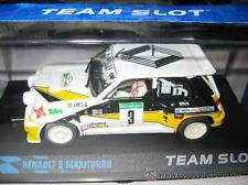 TEAM SLOT RENAULT 5 MAXITURBO SAINZ REF. PDV01012101   Nuevo New 1/32