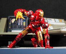 Kaiyodo Capsule Q Figure IRON MAN Mark III Fight Tony Stark Marvel AVENGERS A604