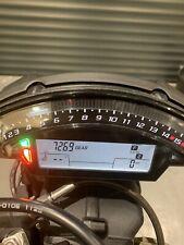 Zx10r Clocks Mount Dash 7269miles 2011-15