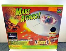 Mars Attacks Electronic Martian Flying Saucer Trendmasters 1996 3a13