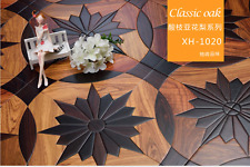 Maple Wood Flooring Tile Art Deco Woodworking Board Wallpaper Hardwood flooring
