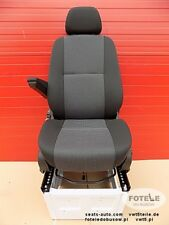 MB Sprinter 906 Fahrersitz Sitz Seat Armlehne 2010-14 Einstellungsmöglichkeiten