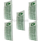 50x NVM-1CH Vacuum Cleaner Bags for Numatic Henry HVR200-22 Henry HVR200A Henry
