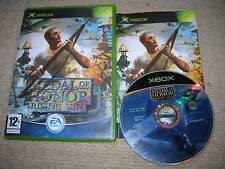 Medal of Honor : Rising Sun  - Rare XBOX Game !!!