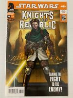 Star Wars Knights of the Old Republic #31 NM 1st Full App Darth Malak Dark Horse