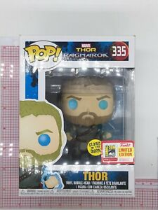 Funko POP Thor (Odin Force) SDCC 2018 Exclusive #335 L03