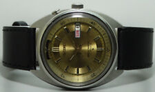 Vintage Seiko Bellmatic Alarm Automatic Day Date Wrist Watch s897 Used Antique