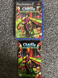 CHARLIE AND THE CHOCOLATE FACTORY - PS2