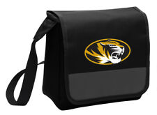 University of Missouri Lunch Bag Mizzou Lunchbox Cooler ADJUSTABLE SHOULDER BAG