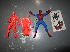 Toy Biz Marvel Spider-Man Human Torch Team Up Figure 2-Pack K-Mart Exclusive