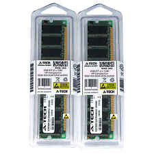 2GB KIT 2 x 1GB HP Compaq Evo D240 800 D248 D530 dc5000 PC3200 Ram Memory