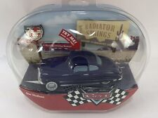 Disney Store CARS 2006 Doc Hudson Talking Car With Slow Sputtering Action - New
