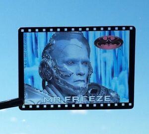 Mr. Freeze - DC Comics - Slide - Arnold Schwarzenegger - Batman Movie - 1997