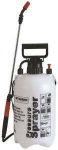 Garden Pressure Sprayer 5L 8L Portable Chemical Hand Pump Spray Bottle
