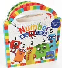 CBeebies - Numberblocks - Wipe Clean Book - New