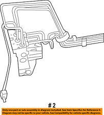 CHRYSLER OEM ABS Anti-lock Brakes-Modulator Valve 68067065AA