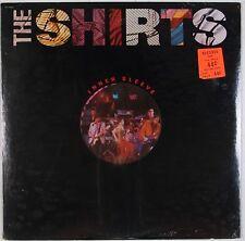 THE SHIRTS: Inner Sleeve SEALED Die-Cut '80 Pop Rock Vinyl LP