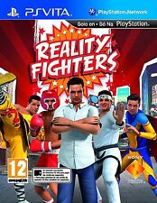 Sony reality Fighters PS Vita (9203926)