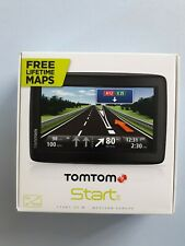 TomTom 5 inch Sat Nav Car GPS with Western European Maps and Lifetime Updates