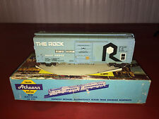 Athearn HO The Rock 40' Single 10' Door Box Car