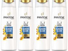 4x Pantene Pro-V Classic Clean 3in1 (Shampoo+ Conditioner+Treatment) 225ml