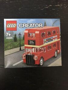Brand New LEGO Creator London Bus 40220