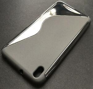 For HTC Desire 816 /800 Case Slim S-Line Silicone TPU Gel Skin Cover - Anti-Slip