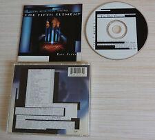 CD LE 5 EME ELEMENT BOF SERRA ERIC SOUNDTRACK THE FIFTH ELEMENT 26 TITRES 1997