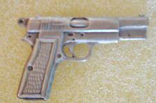 US USA 9MM Automatic Pistol Handgun Military Hat Lapel Pin