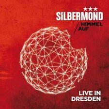 """SILBERMOND """"HIMMEL AUF LIVE IN DRESDEN"""" 2 CD NEU++++++++++"""