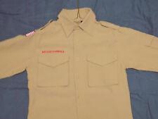 BSA Boy Scout Official Uniform Shirt New NWT Youth Small YS S Webelos AOL