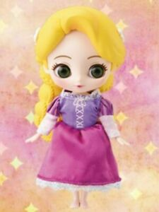 Japanese Design CUICUI Disney characters プレミアム premium doll Rapunzel figure 17cm