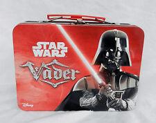 Maleta De Darth Vader Star Wars/estilo de estaño Lunchbox con mango