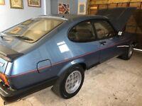 Ford Capri 2.8i Turbo