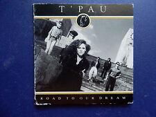 T'Pau Road to our dreams 4 track 1988 mini CD Single Gatefold