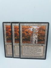 Magic the Gathering: Urza's Tower (Forest) x1 - Antiquities -  MTG