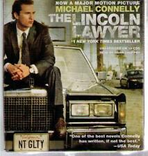 The Lincoln Lawyer by Michael Connelly CD COMPLETE & UNABRIDGED