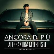 Alessandra Amoroso: Cinque passi in piu' - 1 CD