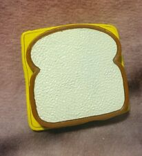 """Little Tikes """"Intellitikes"""" Grilled Cheese Sandwich - Plastic Pretend Play Food"""