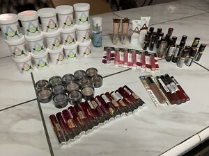 HUGE LOT OF SEALED REVLON AND ALMAY MAKEUP! MUST SEE!