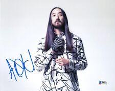 STEVE AOKI SIGNED AUTOGRAPHED 8x10 PHOTO DJ EDM MUSIC LEGEND RARE BECKETT BAS