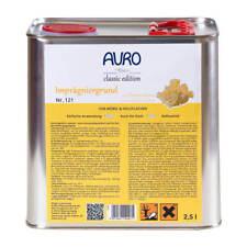 Imprägniergrund Nr. 121 von Auro 2,5l - Holzschutzmittel Holzpflege Holz Schutz