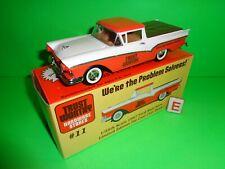 TRUSTWORTHY TRUST WORTHY HARDWARE #11 1957 FORD RANCHERO DIECAST CAR E