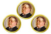 President William Howard Taft Marqueurs de Balles de Golf