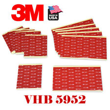 """3M #5952 VHB 4"""" x 8""""In (100mm x 200mm) Double Sided Foam Adhesive Tape Mounting"""