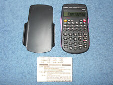 Electronic 10 Digits Pocket Scientific Calculator W/ Auto Shut Off Cover Manual